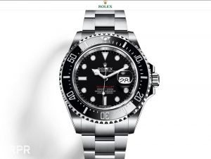 Rolex new 2017 Single Red Sea Dweller 43mm (1)