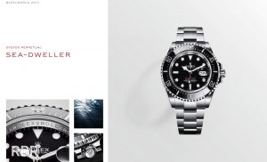 Rolex new 2017 Single Red Sea Dweller 43mm (2)