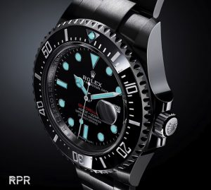 Rolex new 2017 Single Red Sea Dweller 43mm (3)