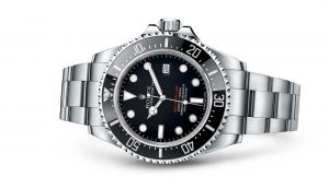 Rolex new 2017 Single Red Sea Dweller 43mm (8)