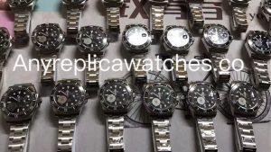 43mm New Single Red Replica Rolex Sea Dweller Watch