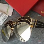 2017 New Cartier Vintage Sunglasses AAA Copy - Men Gift (4)