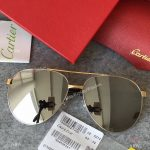 2017 New Cartier Vintage Sunglasses AAA Copy - Men Gift (5)