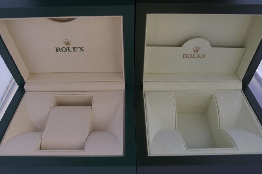 2017 New Rolex Watch Box Vs Old – Comparison (1)