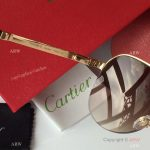 2017 Replica Cartier Sunglasses - Exact Replica (2)