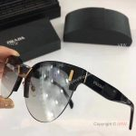 AAA Copy Prada Sunglasses Leapord Frame Replica Sunglasses (6)