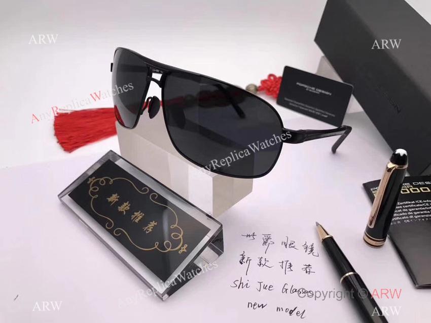 Classic Porsche Design P 8542 Tortoise Shell Sunglasses