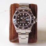 AR Factory Rolex Submariner 126600 Swiss ETA2824 Black Face Watch 43mm