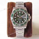 AR Factory Rolex Submariner 126600 Swiss ETA2824 Green Face Watch 40mm