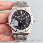 replica-audemars-piguet-royal-oak-15400-jf-v2-stainless-steel-black-dial-swiss-3120