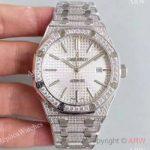 replica-audemars-piguet-royal-oak-15400-n-stainless-steel-diamond-silver-dial-swiss-3120