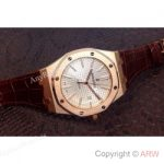 replica-audemars-piguet-royal-oak-15400-rose-gold-white-dial-swiss-9015