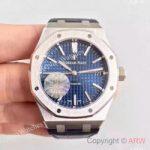 replica-audemars-piguet-royal-oak-15450-jf-stainless-steel-blue-dial-swiss-3120