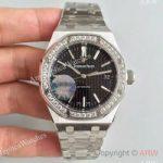 replica-audemars-piguet-royal-oak-15450-jf-stanless-steel-diamonds-black-dial-swiss-3120
