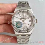 replica-audemars-piguet-royal-oak-15450-jf-stanless-steel-diamonds-silver-dial-swiss-3120
