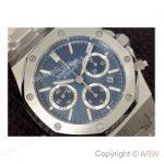 replica-audemars-piguet-royal-oak-26320-stainless-steel-blue-dial-swiss-7750