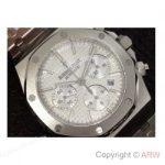 replica-audemars-piguet-royal-oak-26320-stainless-steel-white-dial-swiss-7750