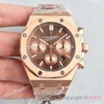 replica-audemars-piguet-royal-oak-chronograph-26320-jh-rose-gold-chocolate-dial-swiss-7750