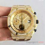 replica-audemars-piguet-royal-oak-offshore-26067orzzd002cr01-jf-yellow-gold-diamonds-diamond-dial-swiss-7750