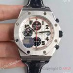 replica-audemars-piguet-royal-oak-offshore-panda-26170stood101cr02-jf-stainless-steel-white-dial-swiss-7750