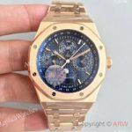replica-audemars-piguet-royal-oak-perpetual-calendar-41mm-26574oroo1220or01-jf-rose-gold-blue-dial-swiss-5134