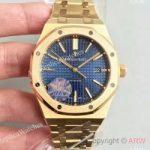 replica-replica-audemars-piguet-royal-oak-15400-jf-yellow-gold-blue-dial-swiss-3120