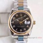replica-rolex-datejust-36-116203-36mm-n-stainless-steel-yellow-gold-black-dial-swiss-2836-2