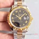 replica-rolex-datejust-41-126333-41mm-nf-stainless-steel-yellow-gold-black-roman-dial-swiss-2836-2