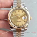 replica-rolex-datejust-ii-116333-41mm-ew-stainless-steel-yellow-gold-champagne-dial-swiss-3136