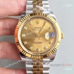 replica-rolex-datejust-ii-116333-41mm-ew-stainless-steel-yellow-gold-champagne-dial-swiss-3235(1)