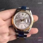 replica-rolex-datejust-ii-116333-v5-41mm-stainless-steel-yellow-gold-silver-dial-swiss-2836-2