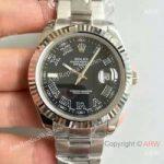 replica-rolex-datejust-ii-116334-41mm-nf-stainless-steel-black-roman-dial-swiss-2836-2