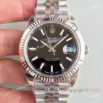 replica-rolex-datejust-ii-126334-41mm-ew-stainless-steel-black-dial-swiss-3235(1)