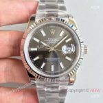 replica-rolex-datejust-ii-126334-41mm-n-stainless-steel-anthracite-dial-swiss-3235