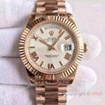 replica-rolex-day-date-40-228235-40mm-kw-rose-gold-silver-quadrant-dial-swiss-3255