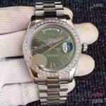 replica-rolex-day-date-40-228239-2018-ef-stainless-steel-diamonds-green-dial-swiss-3255