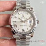 replica-rolex-day-date-40-228239-40mm-n-stainless-steel-silver-quadrant-dial-swiss-3255