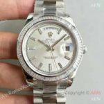 replica-rolex-day-date-40-228396tbr-40mm-kw-stainless-steel-diamonds-sundust-dial-swiss-3255