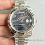 replica-rolex-day-date-ii-218239-41mm-v6-stainless-steel-blue-waves-dial-swiss-2836-2