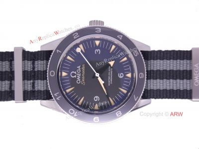 Swiss Grade Omega Seamaster 300 Spectre Limited Edition Replica Watch