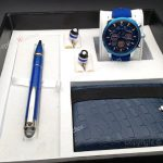 2019 Newest Montblanc Blue Pen and Wallet Watches (3)