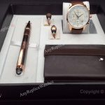 2019 Newest Montblanc Suit Cufflinks and Watches (6)