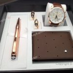 2019 Newest Montblanc Suit Wallet and Watches (5)