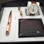 2019 Newest Montblanc Suit Wallet and Watches (7)