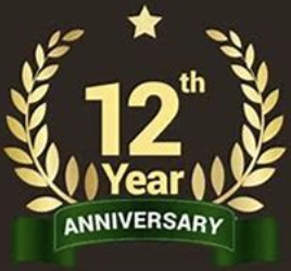 ARW 12th Year Anniversary SALE