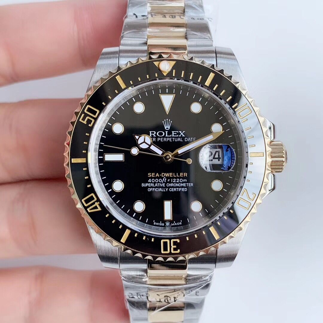 New Rolex Sea-dweller 43mm