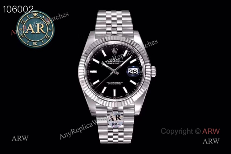New Replica Rolex Datejust 41 Jubilee Watch- Ref 126334 AR Facyory Rolex 904L (3)