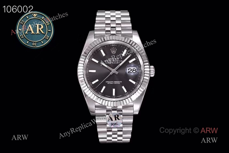 New Replica Rolex Datejust 41 Jubilee Watch- Ref 126334 AR Facyory Rolex 904L (4)