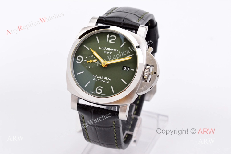 2020 Panerai PAM1056 Luminor Green Dial MS Dhoni Edition Swiss Replica Watches (7)