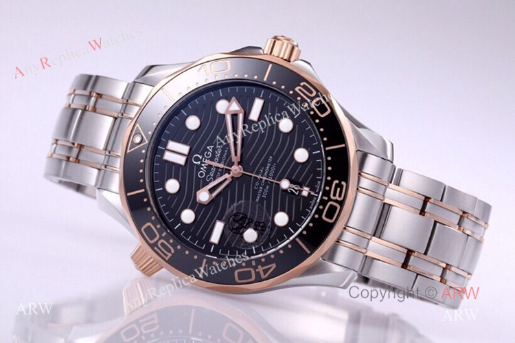 VS Factory New Omega Seamaster 300 Co-Axial Omega 8800 Movement Men Watches Replica (8)
